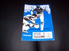 Bristol Rovers v Grimsby Town, 1967/68